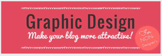 Make your blog more attractive for non-Designer