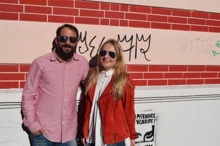 The Blondie Diary: Morgane et Luca, blog mode et lifestyle