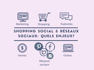 Shopping social et réseaux sociaux