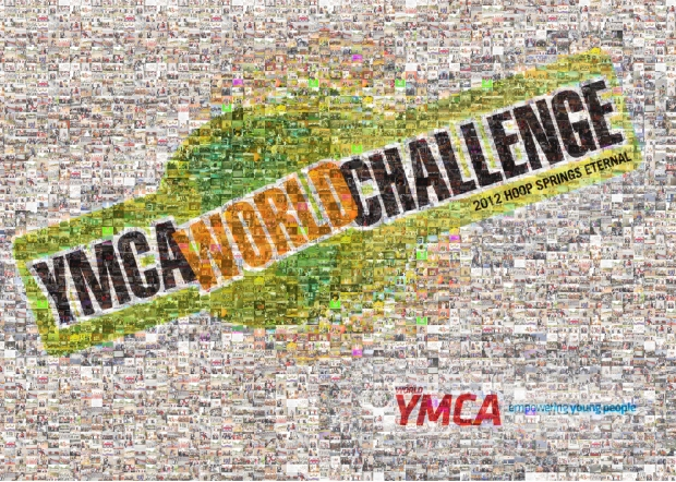 Les 4000 photos du YMCA World Challenge en un poster