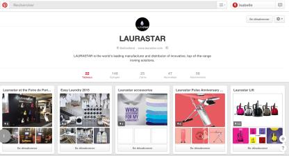 Laurastar sur Pinterest: découvrir les 22 tableaux thématiques