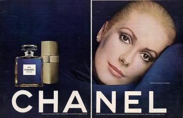 publicité chanel marque de luxe