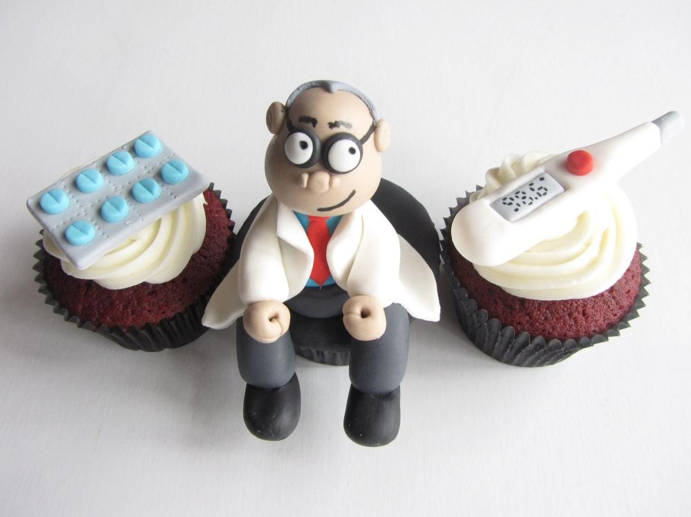 docteur et cupcakes