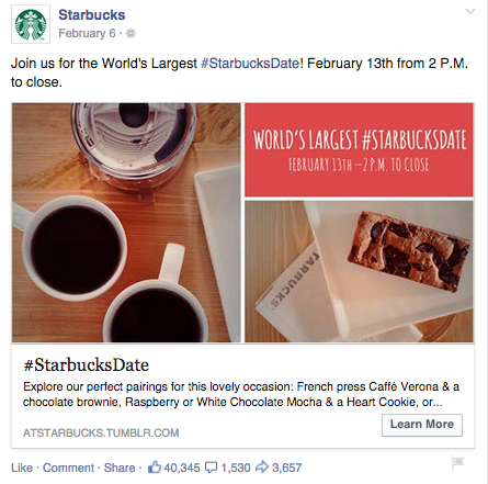 FB Starbucks