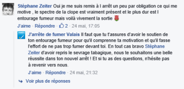 Fumer commentaire