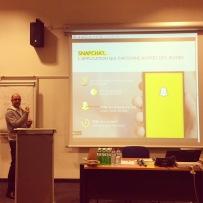 Snapchat, l'app' qui cartonne