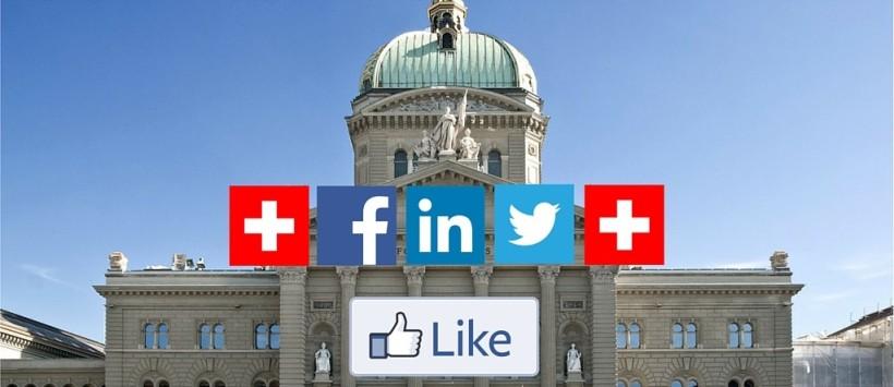 Quelle présence des villes suisses sur les réseaux sociaux?
