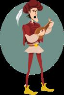 troubadour-154645_1280